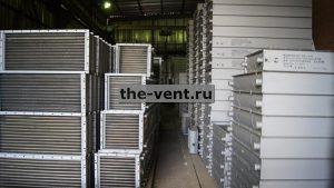 Склад ПК ВентКомплект в Москве
